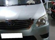 Cần bán Toyota Innova G sản xuất năm 2012, màu bạc, giá 480tr giá 480 triệu tại Tp.HCM