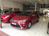 Bán ô tô Toyota Yaris 1.5G năm 2017, màu đỏ, nhập khẩu nguyên chiếc, giá 650tr giá 650 triệu tại Hải Phòng