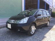 Cần bán xe Nissan Grand livina năm 2011, màu đen, 355 triệu giá 355 triệu tại Đà Nẵng
