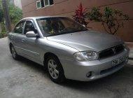 Cần bán Kia Spectra 1.6 số sàn, màu bạc giá 115 triệu tại Hà Nội