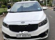 Bán Kia Sedona sản xuất năm 2016, màu trắng, nhập khẩu nguyên chiếc xe gia đình giá 1 tỷ 70 tr tại Tp.HCM