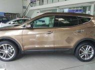 Cần bán gấp Hyundai Santa Fe năm 2018, giá tốt giá 1 tỷ 120 tr tại BR-Vũng Tàu