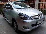 Cần bán Toyota Innova G 2009, màu bạc giá 400 triệu tại Đồng Nai