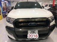 Bán ô tô Ford Ranger 3.2 đời 2016, màu trắng, xe nhập số tự động giá 800 triệu tại Hà Nội