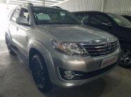 Cần bán Toyota Fortuner 2.7V 4x2 đời 2016, màu bạc xe gia đình, 910tr giá 910 triệu tại Tp.HCM