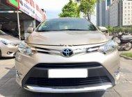 Cần bán xe Toyota Vios 1.5E CVT năm sản xuất 2016 số tự động, giá chỉ 535 triệu giá 535 triệu tại Hà Nội