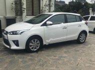 Bán Toyota Yaris G đời 2017, màu trắng, nhập khẩu nguyên chiếc chính chủ giá 665 triệu tại Hà Nội