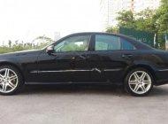 Gia đình bán Mercedes E240 đời 2005, màu đen giá 352 triệu tại Hà Nội