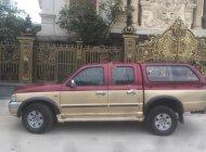 Bán ô tô Ford Ranger XLT 4x4 MT năm 2004, hai màu chính chủ giá 198 triệu tại Hà Nội