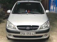 Bán Hyundai Getz 1.1 MT đời 2010, màu bạc, nhập khẩu giá 223 triệu tại Hà Nội