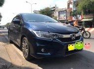 Cần bán gấp Honda City 1.5 năm 2017, màu xanh lam số tự động, giá 615tr giá 615 triệu tại Hà Nội