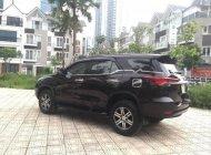 Bán Toyota Fortuner 2.4G 4x2 MT năm 2017, màu nâu, nhập khẩu  giá 1 tỷ 90 tr tại Hà Nội