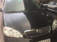 Bán Toyota Corolla Altis 1.8G MT năm 2007, màu đen  giá 350 triệu tại Tp.HCM
