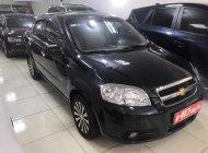 Bán xe Chevrolet Aveo 1.5MT 2012, màu đen số sàn giá 245 triệu tại Hà Nội