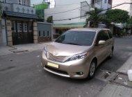 Cần bán xe Toyota Sienna 2011 màu vàng nhập khẩu Mỹ giá 1 tỷ 320 tr tại Tp.HCM