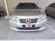 Bán Toyota Camry 2.5Q sản xuất năm 2015, màu nâu vàng giá 900 triệu tại Tp.HCM
