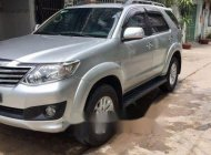 Cần bán xe Toyota Fortuner 2014, màu bạc xe gia đình, giá 739tr giá 739 triệu tại Tp.HCM