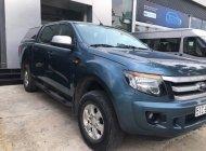 Bán Ford Ranger XLS AT sản xuất 2014, màu xanh lam, giá thương lượng, hỗ trợ ngân hàng Hotline: 090.12678.55 giá 550 triệu tại Hà Nội