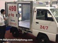 Xe tải dưới 5 tạ tại Hải Phòng ( Suzuki Truck 490kg) - 0911930588 - Quảng Ninh, Thái Bình, Hải Dương giá 280 triệu tại Hải Phòng