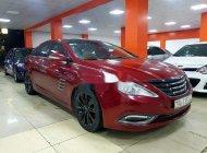 Bán Hyundai Sonata 2.0 AT 2011, màu đỏ, nhập khẩu nguyên chiếc chính chủ, 549 triệu giá 549 triệu tại Hà Nội