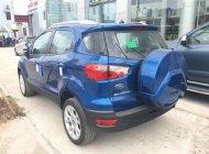 Bán xe Ford EcoSport Trend AT sản xuất năm 2018, màu xanh lam giá 569 triệu tại Hà Nội