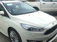 Bán Ford Focus Titanium sản xuất 2018, màu trắng giá cạnh tranh giá 740 triệu tại Hà Nội