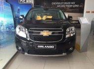 Cần bán xe Chevrolet Orlando đời 2017, màu đen, giá tốt giá 639 triệu tại Hà Nội