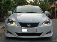 Bán Lexus IS250 F-sport sản xuất năm 2007, màu trắng, nhập khẩu nguyên chiếc, giá 810tr giá 810 triệu tại Tp.HCM