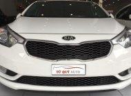Tứ Quý Auto bán xe Kia K3 2.0 AT đời 2014, màu trắng giá 558 triệu tại Hà Nội