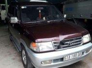 Cần bán lại xe Toyota Zace sản xuất năm 2001, màu đỏ giá 198 triệu tại Tp.HCM