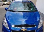 Bán ô tô Chevrolet Spark LTZ năm 2015 còn mới, màu xanh, giá 295tr giá 295 triệu tại Tp.HCM