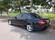 Cần bán Mercedes C300 AMG đời 2011, màu đen, xe nhập giá 750 triệu tại Hà Nội