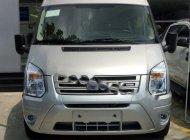 Bán Ford Transit Limited năm 2018, màu bạc giá 825 triệu tại Tp.HCM