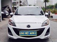 Chính chủ bán Mazda 3 1.6 AT sản xuất 2010, màu trắng, nhập khẩu giá 435 triệu tại Hà Nội