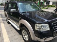 Bán xe Ford Everest đời 2009, màu đen số sàn giá cạnh tranh giá 395 triệu tại Hà Nội