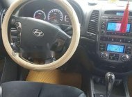 Cần bán Hyundai Santa Fe SLX năm sản xuất 2009, màu bạc, nhập khẩu Hàn Quốc giá 645 triệu tại Hà Nội
