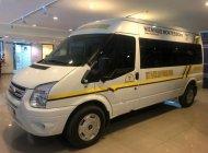 Bán Ford Transit 2.4L MEDIUM năm 2016, màu trắng giá 675 triệu tại Tp.HCM