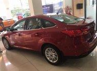 Bán xe Ford Focus Titanium 1.5L đời 2018, màu đỏ giá 730 triệu tại Tp.HCM