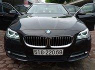 Cần bán BMW 5 Series 520I đời 2016, màu nâu, nhập khẩu giá 1 tỷ 710 tr tại Hà Nội