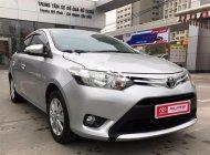 Toyota Cầu Diễn bán Toyota Vios E năm 2017, màu bạc số sàn giá 505 triệu tại Hà Nội