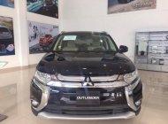 Bán xe Mitsubishi Outlander 2.0 CVT năm sản xuất 2018, màu đen giá 822 triệu tại Đà Nẵng