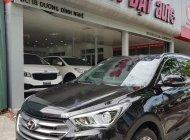 Bán Hyundai Santa Fe 2.2L 4WD đời 2016, màu đen giá 1 tỷ 80 tr tại Hà Nội