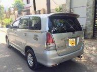 Bán Toyota Innova G năm sản xuất 2010, màu bạc số sàn giá 408 triệu tại Tp.HCM