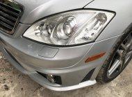 Cần bán xe Mercedes-Benz S63 AMG bản đặc biệt, đời 2007 màu bạc, giá chỉ 1 tỷ 250 triệu giá 1 tỷ 250 tr tại Tp.HCM