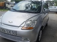 Gia đình bán lại xe Chevrolet Spark MT 2009, màu bạc  giá 515 triệu tại Hà Nội