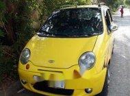 Bán ô tô Daewoo Matiz sản xuất năm 2003, màu vàng giá 75 triệu tại Sóc Trăng