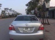 Chính chủ bán Toyota Vios sản xuất năm 2013, màu bạc giá 375 triệu tại Hà Nội