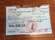 Bán Kia Morning SLX năm 2008, màu đỏ xe gia đình giá 229 triệu tại Hà Nội