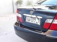 Bán Toyota Camry 2.4G đời 2003, màu đen giá 308 triệu tại Quảng Ninh