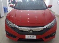 Bán xe Honda Civic 1.8E 2018, màu xanh đỏ, nhập khẩu Thái Lan giá 763 triệu tại Tiền Giang
